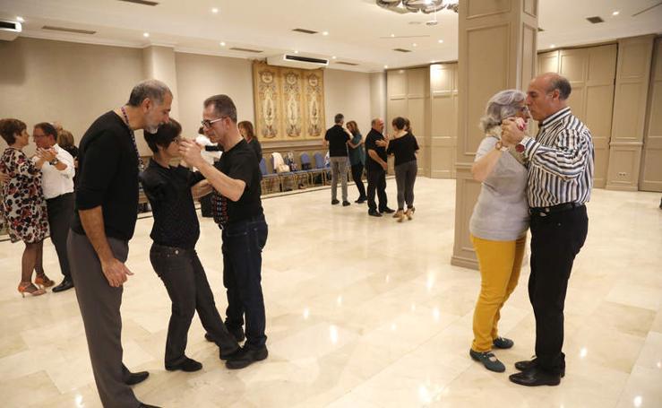 Taller de tango en Palencia
