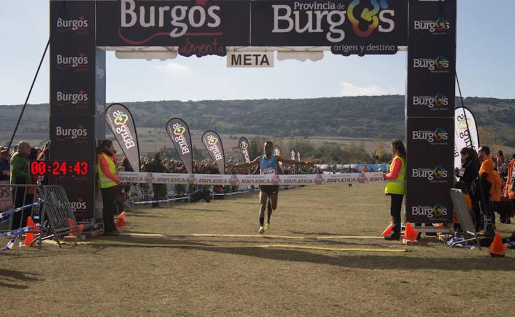Los mejores corredores del mundo, en el Cross de Atapuerca