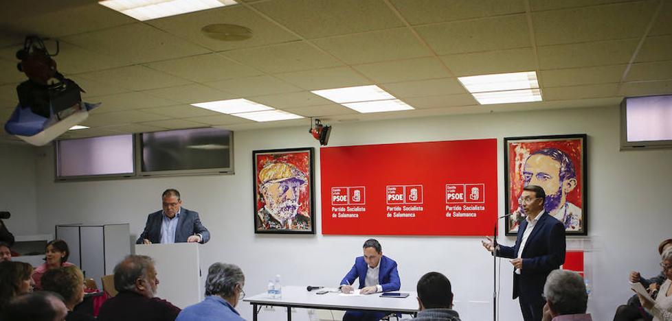 Pablos y Vegas compiten hoy en las urnas para liderar el PSOE