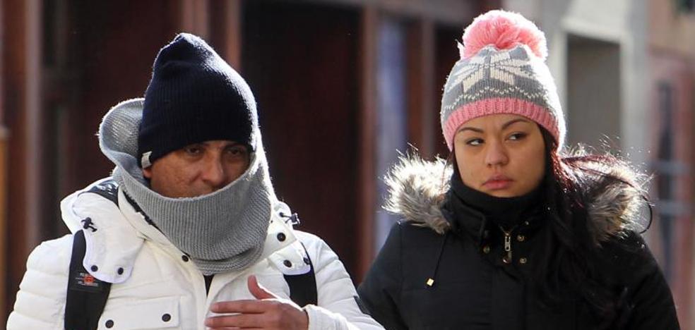 Ávila, León y Soria registrarán temperaturas mínimas por debajo de los cero grados