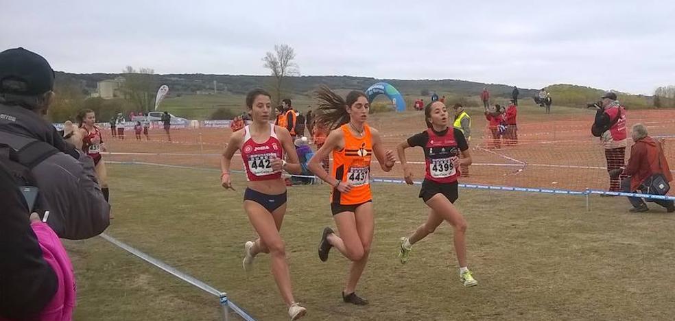 La vallisoletana Ángela Viciosa, campeona juvenil en Atapuerca