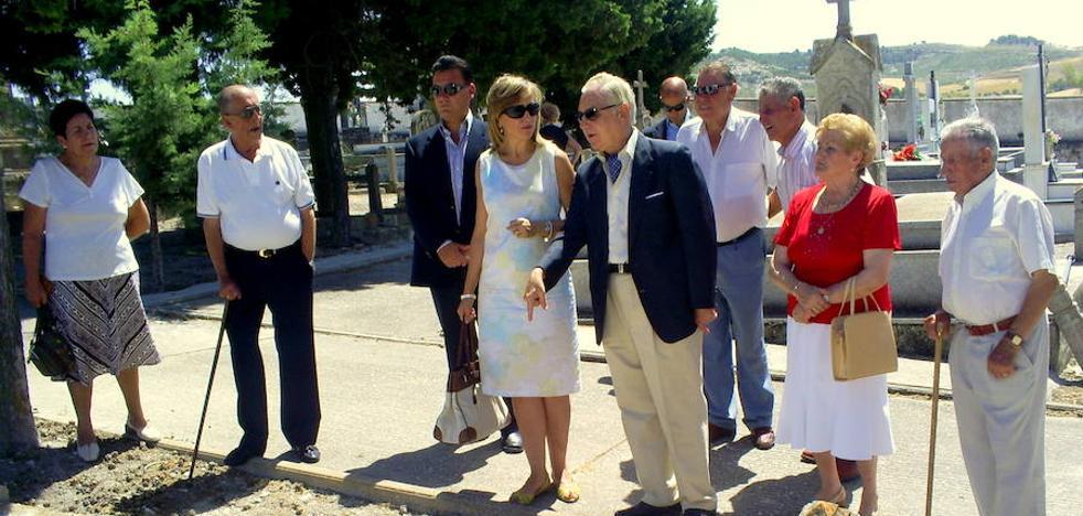 Baltanás lamenta la muerte del magistrado Carlos Dívar