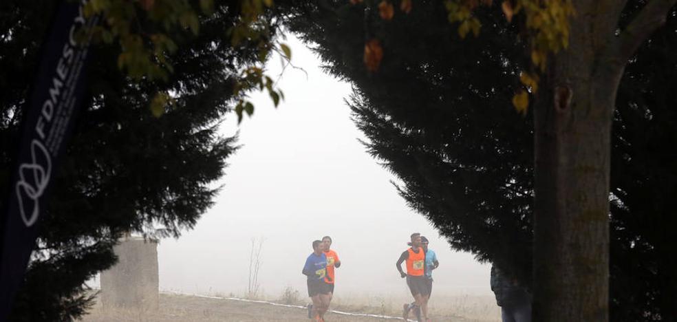 Héctor López Macho gana en medio de la niebla