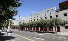 'Detenidos' de cuatro patas en Palencia