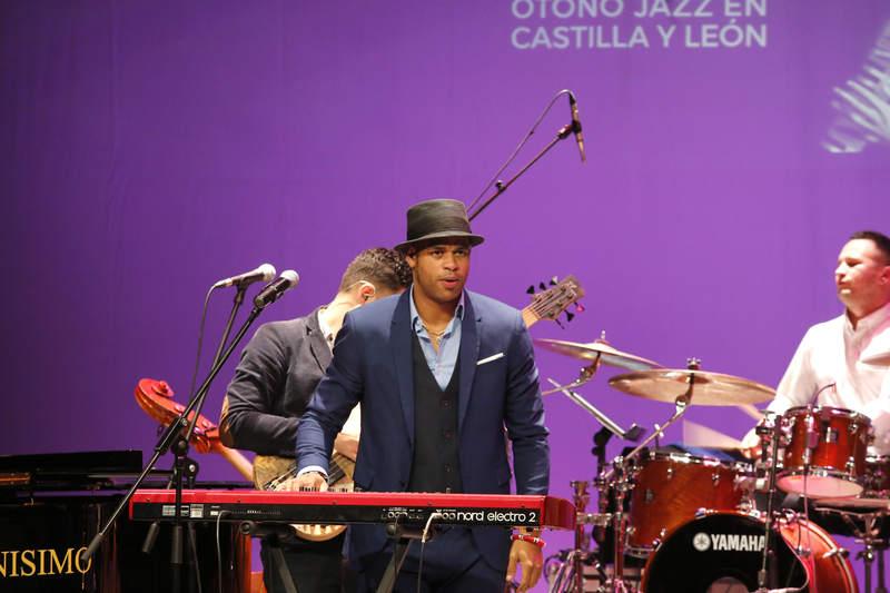 Roberto Fonseca clausura el Jazz Palencia Festival