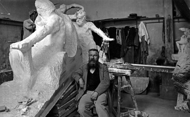 El Museo Nacional de Escultura se suma a los actos por el centenario de la muerte de Rodin