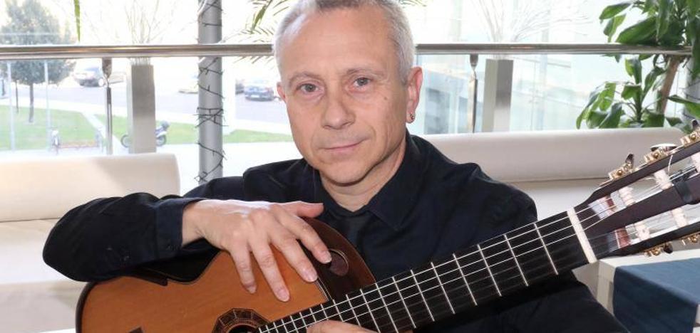 Eduardo Pascual acerca la guitarra española al público mexicano