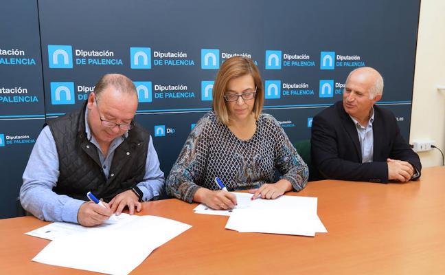 La Diputación de Palencia apoya con 20.000 euros el Museo de la Minería de Barruelo