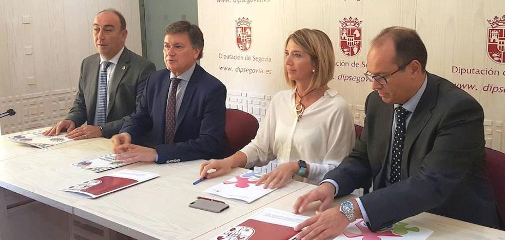 Junta y Diputación destinan 23 millones para servicios sociales hasta 2019
