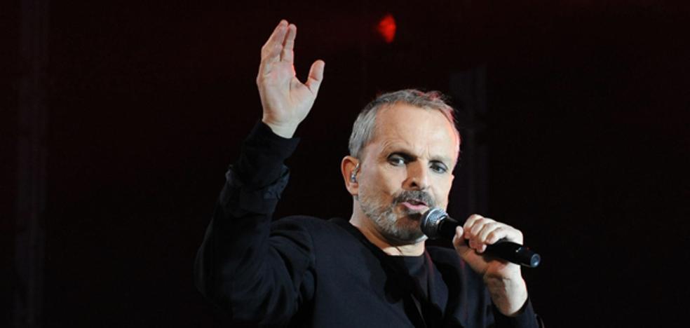 Miguel Bosé, el mejor artista español de los MTV EMA 2017