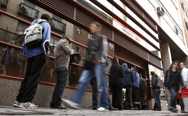 La tasa de paro de la OCDE se mantiene estable en el 5,7% en septiembre