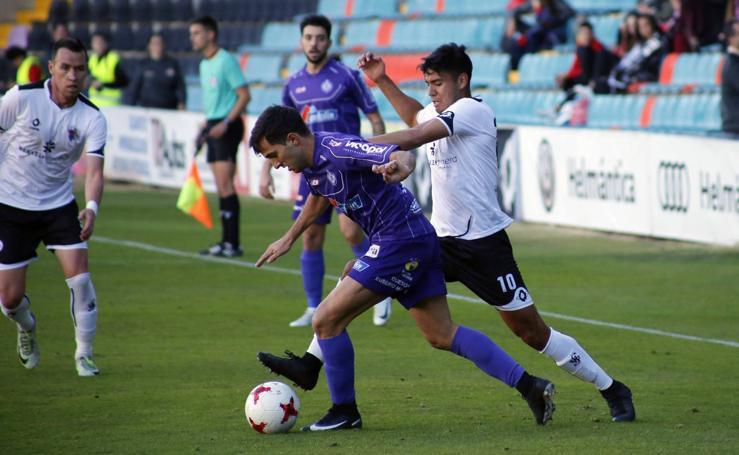 Salmantino 0-1 Palencia Cristo Atletico