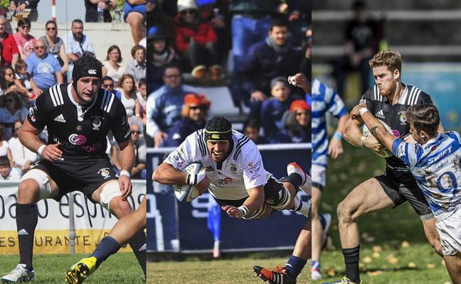 Cinco jugadores del Vrac y El Salvador, llamados por las selecciones españolas