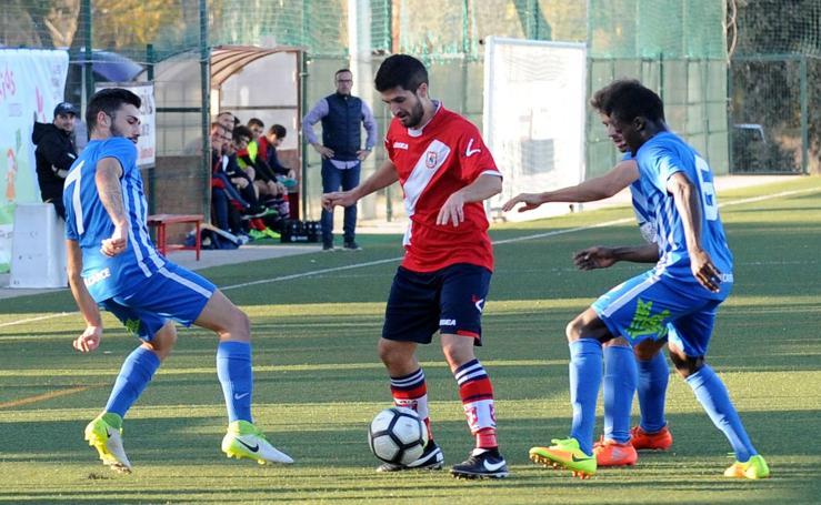 Villa de Simancas 0 - 1 Ponferradina B