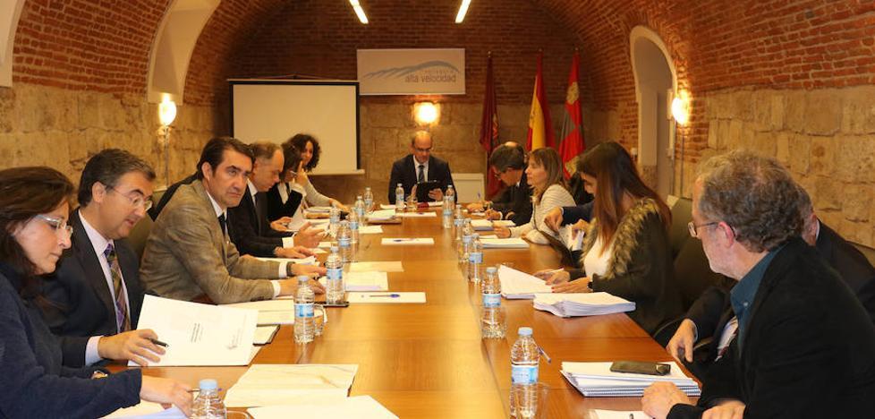 El Ayuntamiento y la Junta se suman al nuevo convenio de la Sociedad Valladolid Alta Velocidad