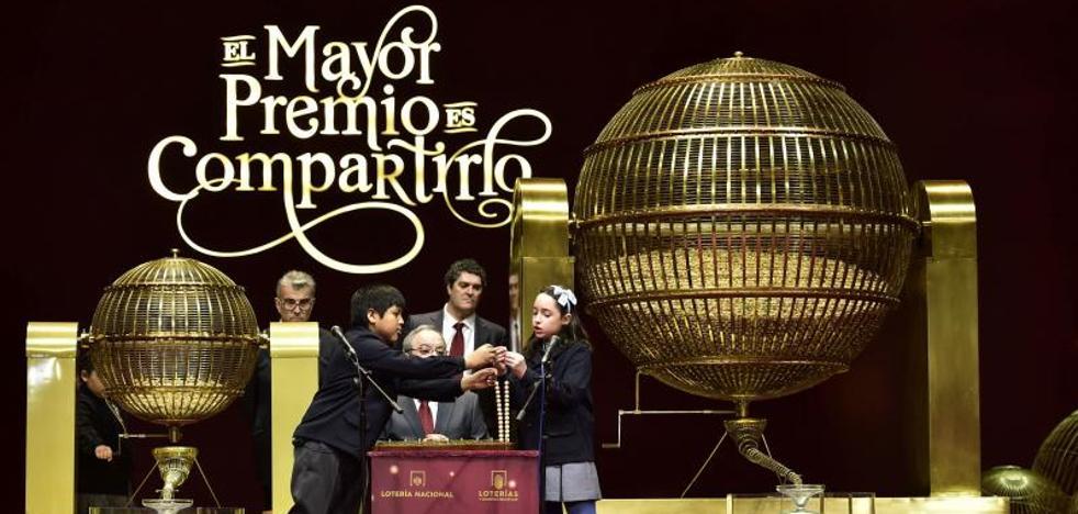 Soria cuadruplica la media nacional en consignación de Lotería de Navidad