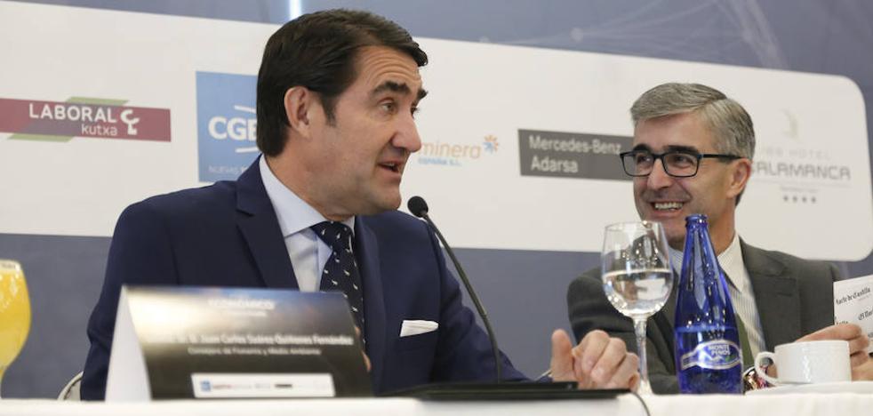 Castilla y León padece 2.570 incendios y Suárez-Quiñones anuncia que dará explicaciones mañana ante las Cortes