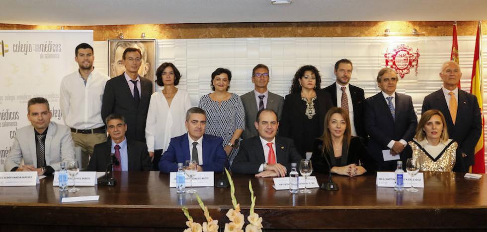Santiago Santa Cruz pide más apoyo y financiación para los investigadores