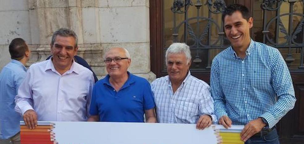 Begoña Núñez deja la secretaría del PSOE de Palencia y el hijo de Villarrubia será candidato