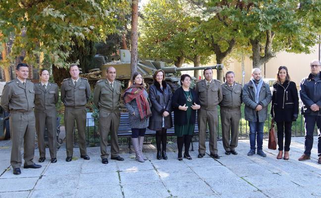 La Base Mixta tiene cuerda «para rato» en Segovia