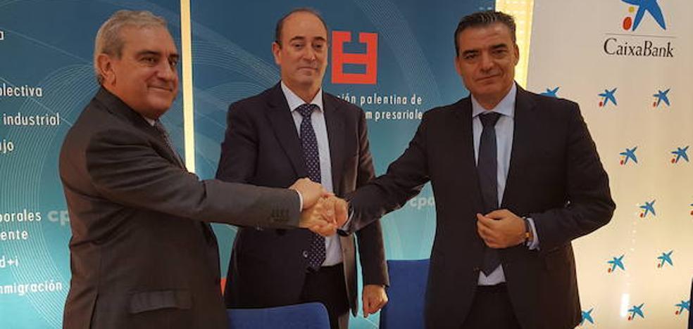 Los empresarios de Palencia galardonan el compromiso y la dedicación de los dueños de Siro