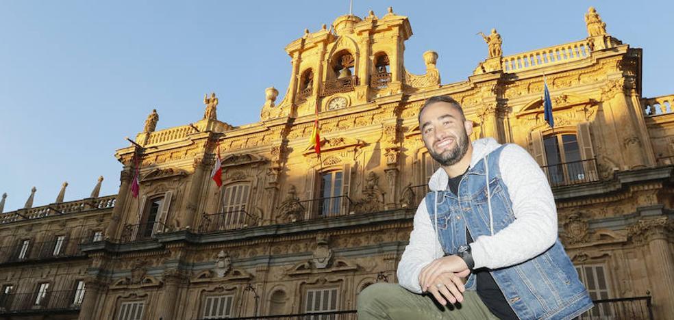 Cristo entra en la historia de Unionistas de Salamanca