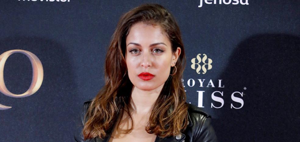Hiba Abouk recuerda los difíciles momentos en el inicio de su carrera por sus orígenes