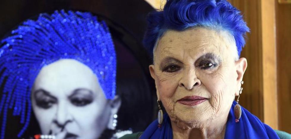 Piden cárcel para Lucía Bosé por vender un dibujo de Picasso de una empleada