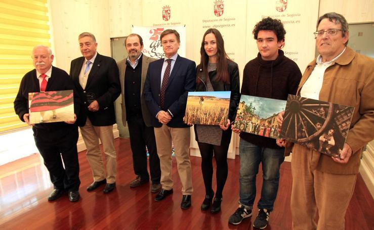 Entrega de premios del concurso fotográfico 'Viva mi Pueblo'