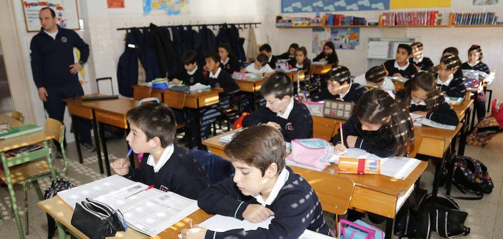 El colegio Santa Rita implanta el aprendizaje cooperativo y el método ABN con números