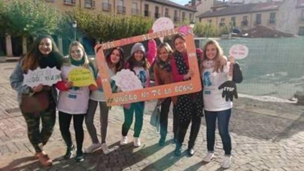 Palencia celebra el Día Mundial Sin Alcohol