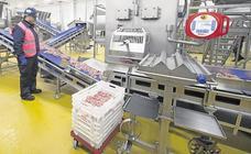 Campofrio prevé acabar 2017 con la nueva fábrica al 100 % y 3 % más en ventas