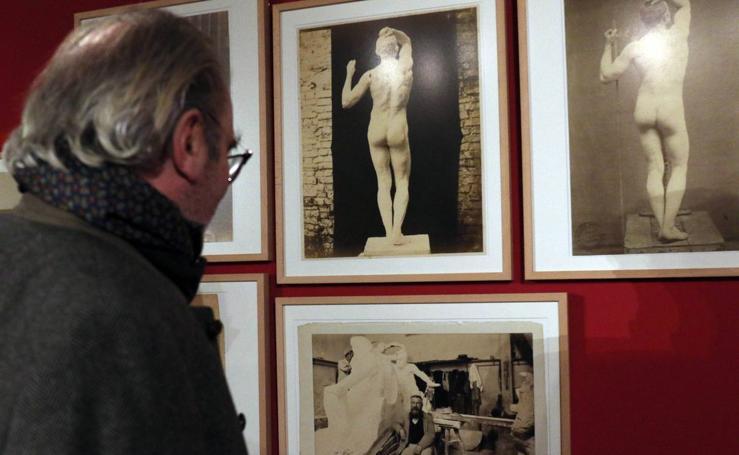 El Museo Nacional de Escultura de Valladolid rinde homenaje a Rodin