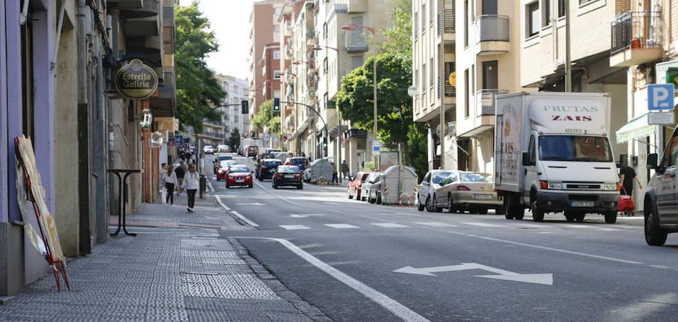 Inversión de 900.000 euros en la renovación de aceras de la ciudad