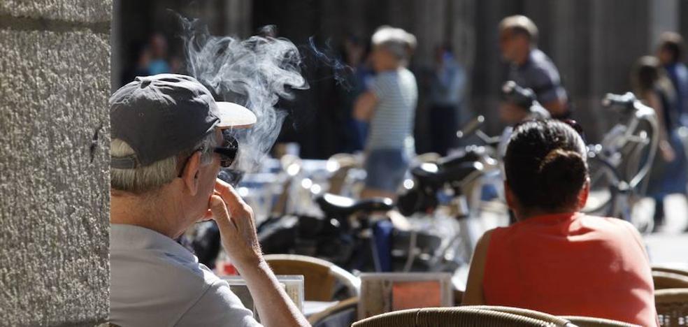 El riesgo de tener la EPOC se eleva a partir de los 35 años si se fuma a diario