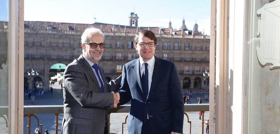 El Ayuntamiento anuncia una inversión de 1,2 millones en actividades para el VIII Centenario de la Universidad
