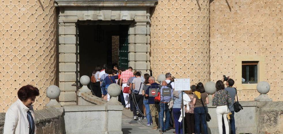 Entrada gratis al Alcázar de Segovia este jueves, Día del Patrimonio de la Humanidad