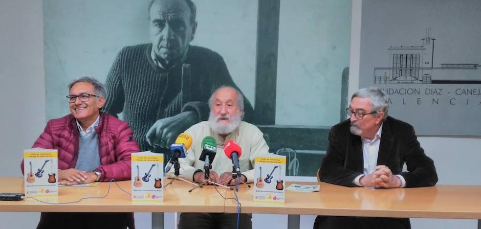 Alumnos de música de la Universidad Popular de Palencia ofrecerán conciertos en la Caneja