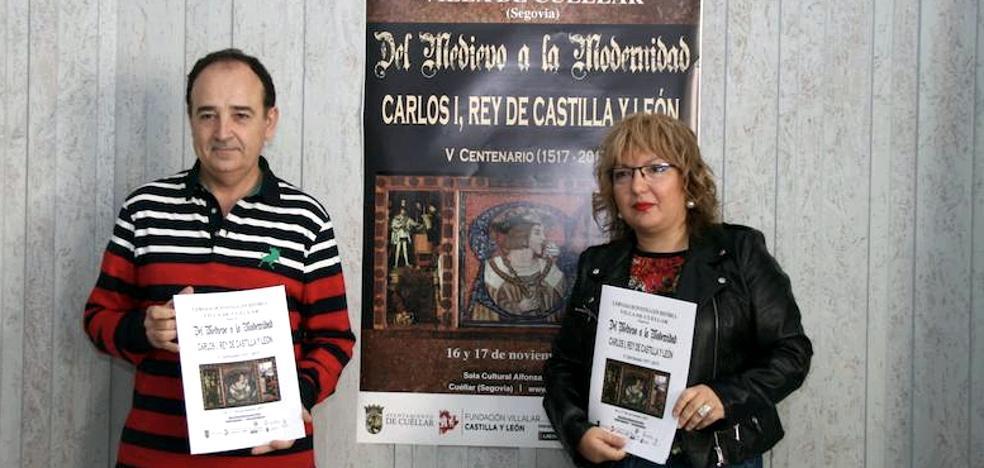 Cuéllar se sumerge en el reinado de Carlos I en las Jornadas de Investigación