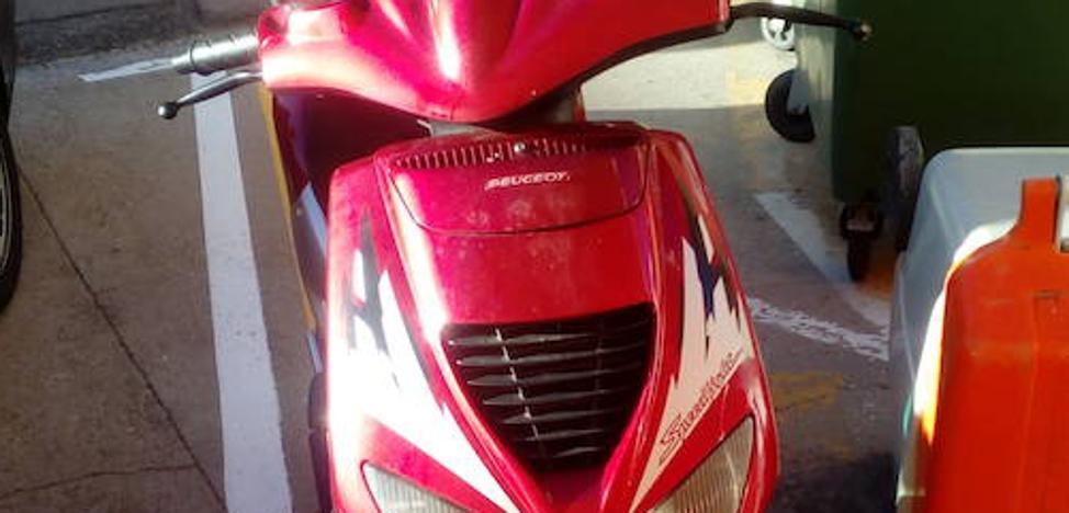 Detenido en Dueñas por el robo de un ciclomotor en Valladolid