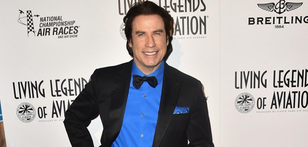 John Travolta, denunciado por acoso sexual