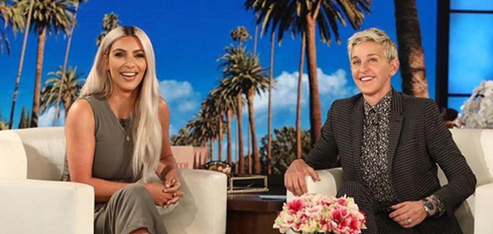 Kim Kardashian confirma, por error, el sexo de su tercer hijo