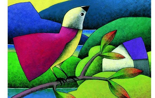 La mirada de los pájaros