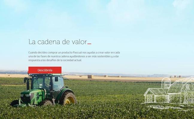 Calidad Pascual estrena nueva web corporativa