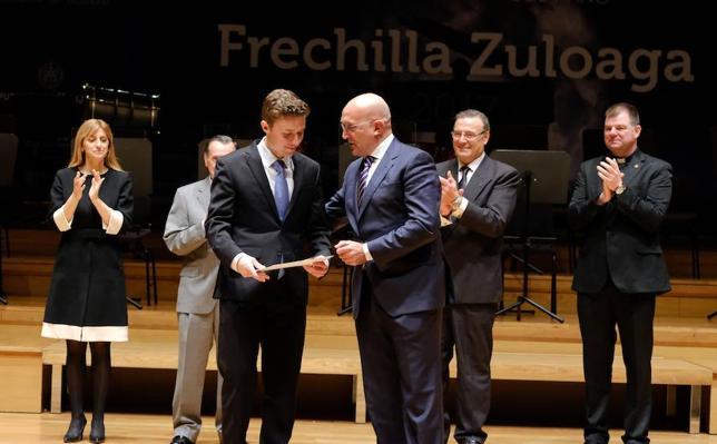 El estadounidense Ryan Reilly gana el Premio Internacional de Piano Frechilla Zuloaga