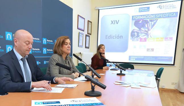 La Diputación oferta 29 cursos a empresarios y emprendedores