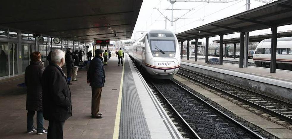 El Estado invirtió 33,4 millones en la mejora de la red ferroviaria