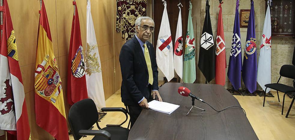 El presidente de Proyecto Hombre, Manuel Muiños, pregonará la Semana Santa de 2018