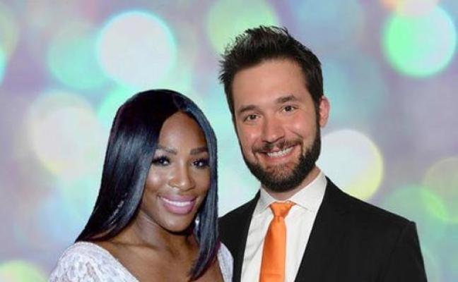 Serena Williams se casa