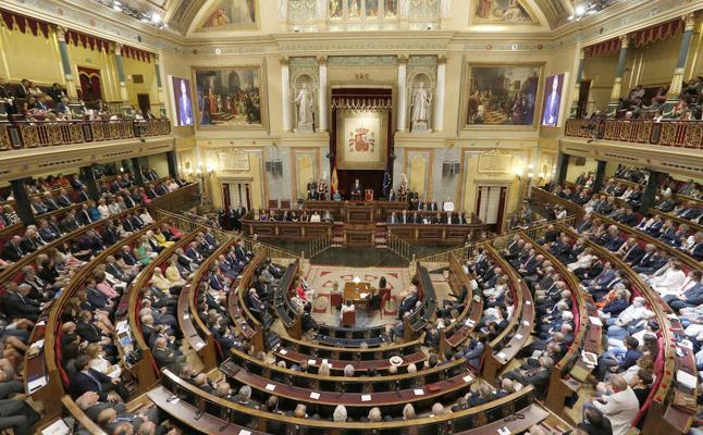 'Recuerdo y Dignidad' interviene esta tarde en el Congreso de los Diputados